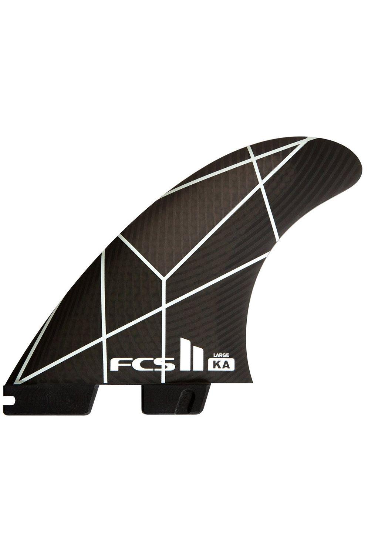 Quilha Fcs II KA PC MEDIUM WHITE/GREY TRI Tri FCS II M