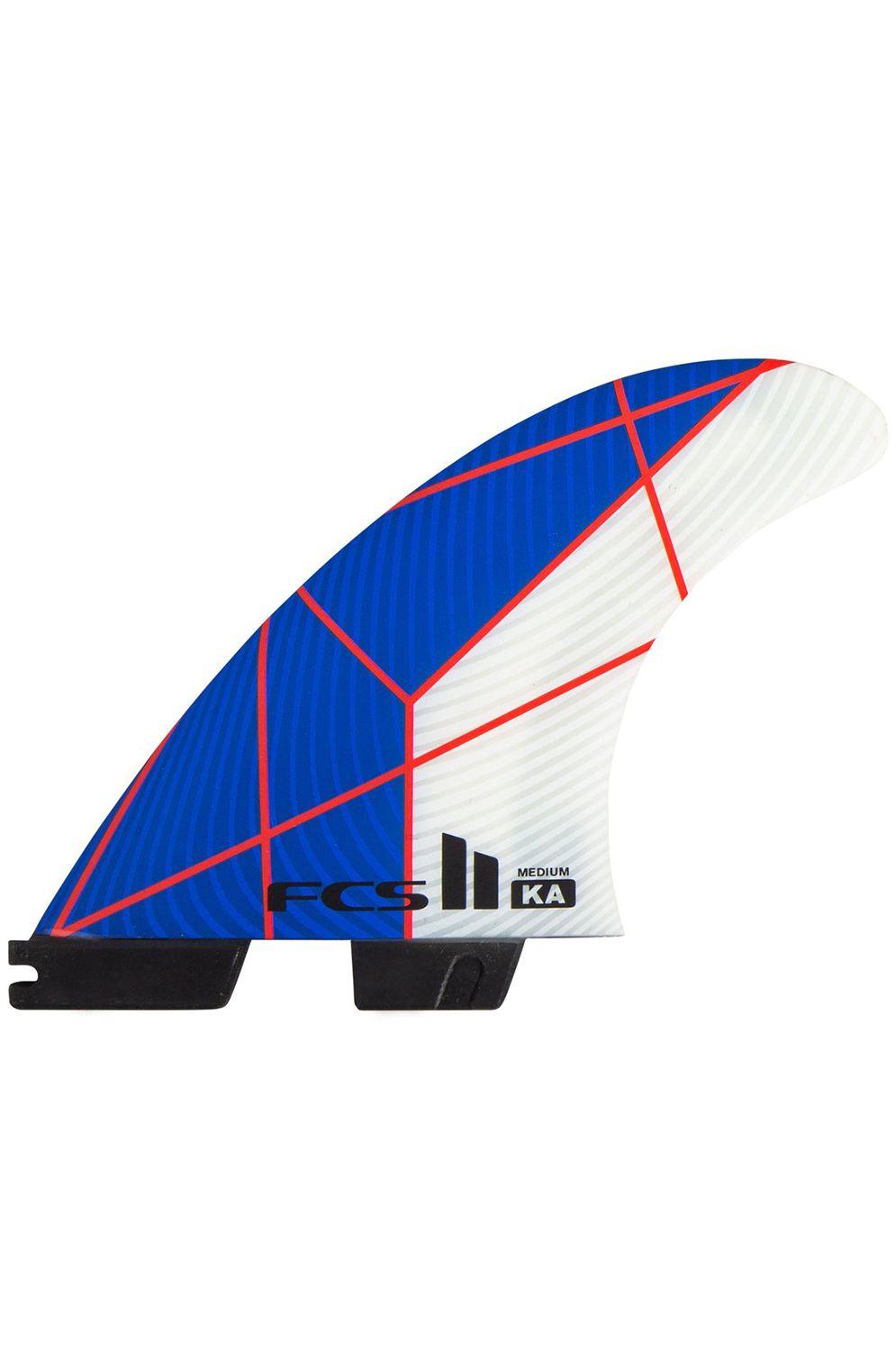 Quilha Fcs II KA PC MEDIUM BLUE/WHITE TRI Tri FCS II M
