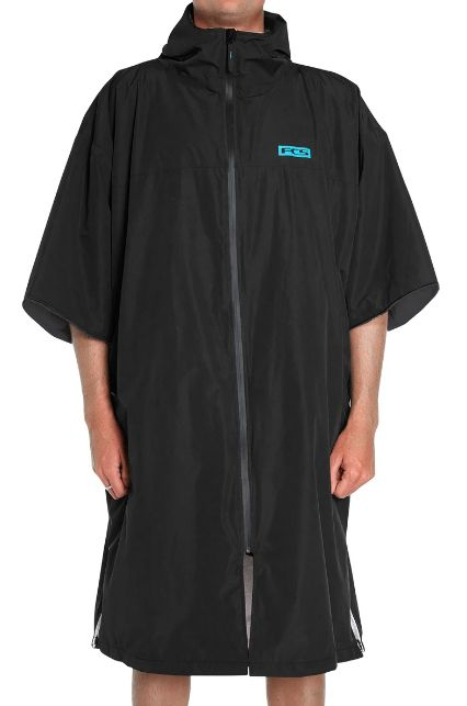 Fcs Poncho SHELTER ALL WEATHER Black