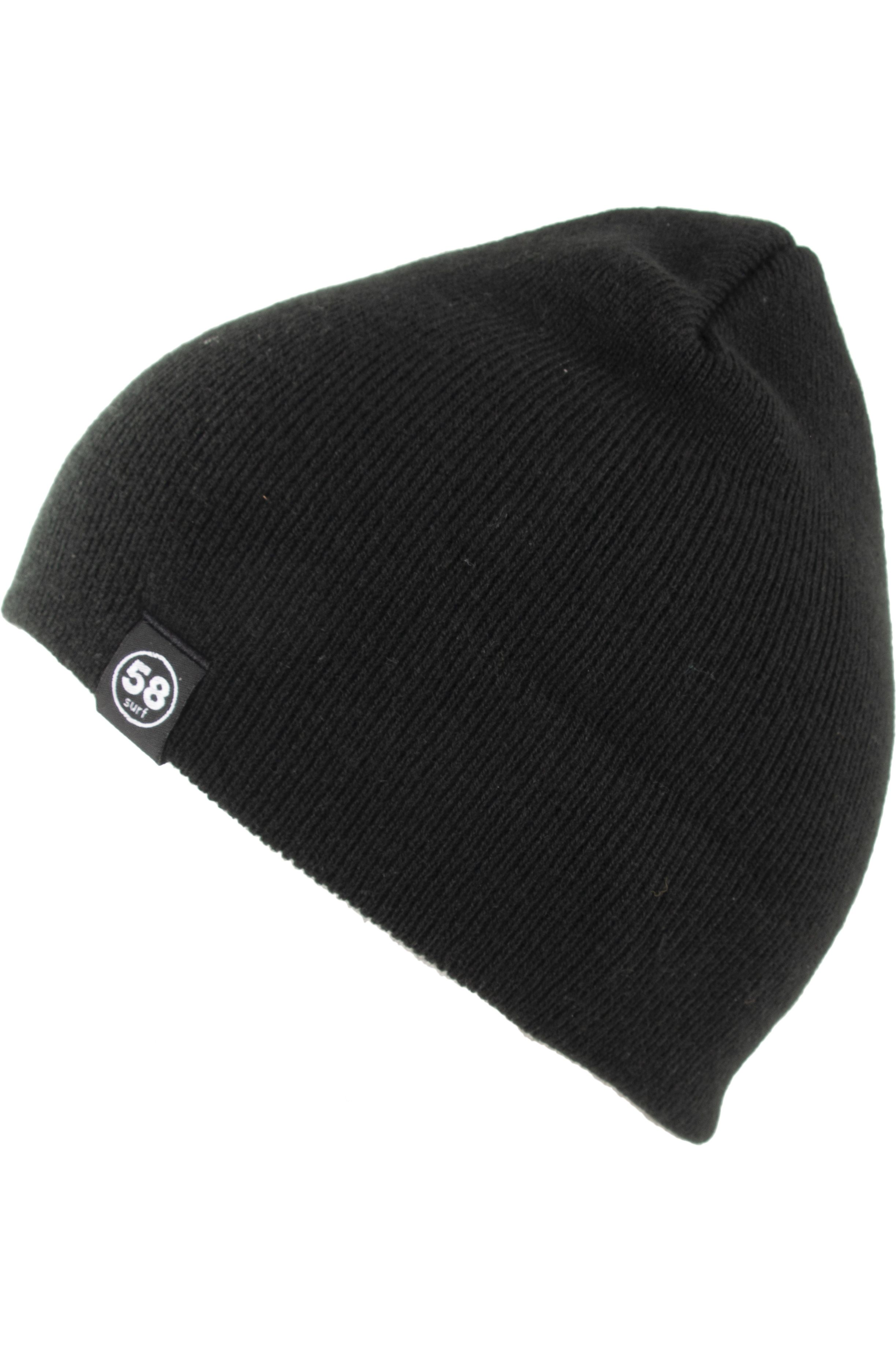 Gorro 58 Surf BREEZE Black