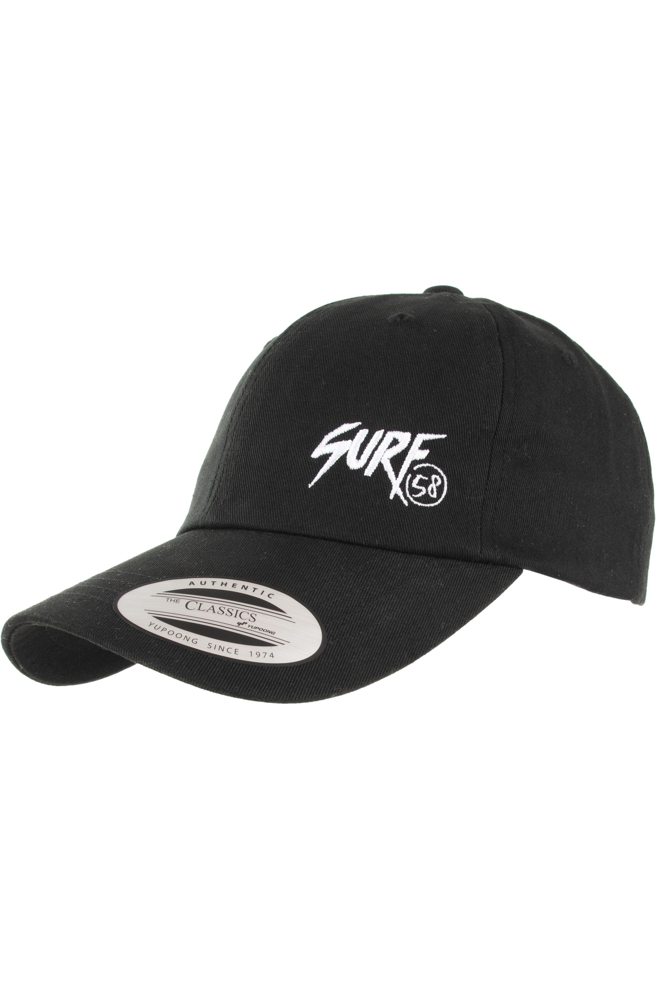 Bone 58 Surf SURF Black