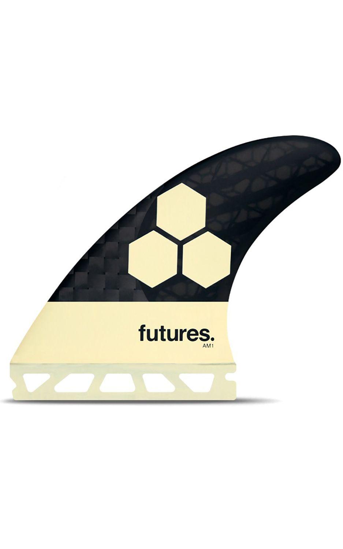 Quilha Future Fins AL MERRICK BLACKSTIX 3.0 TRI