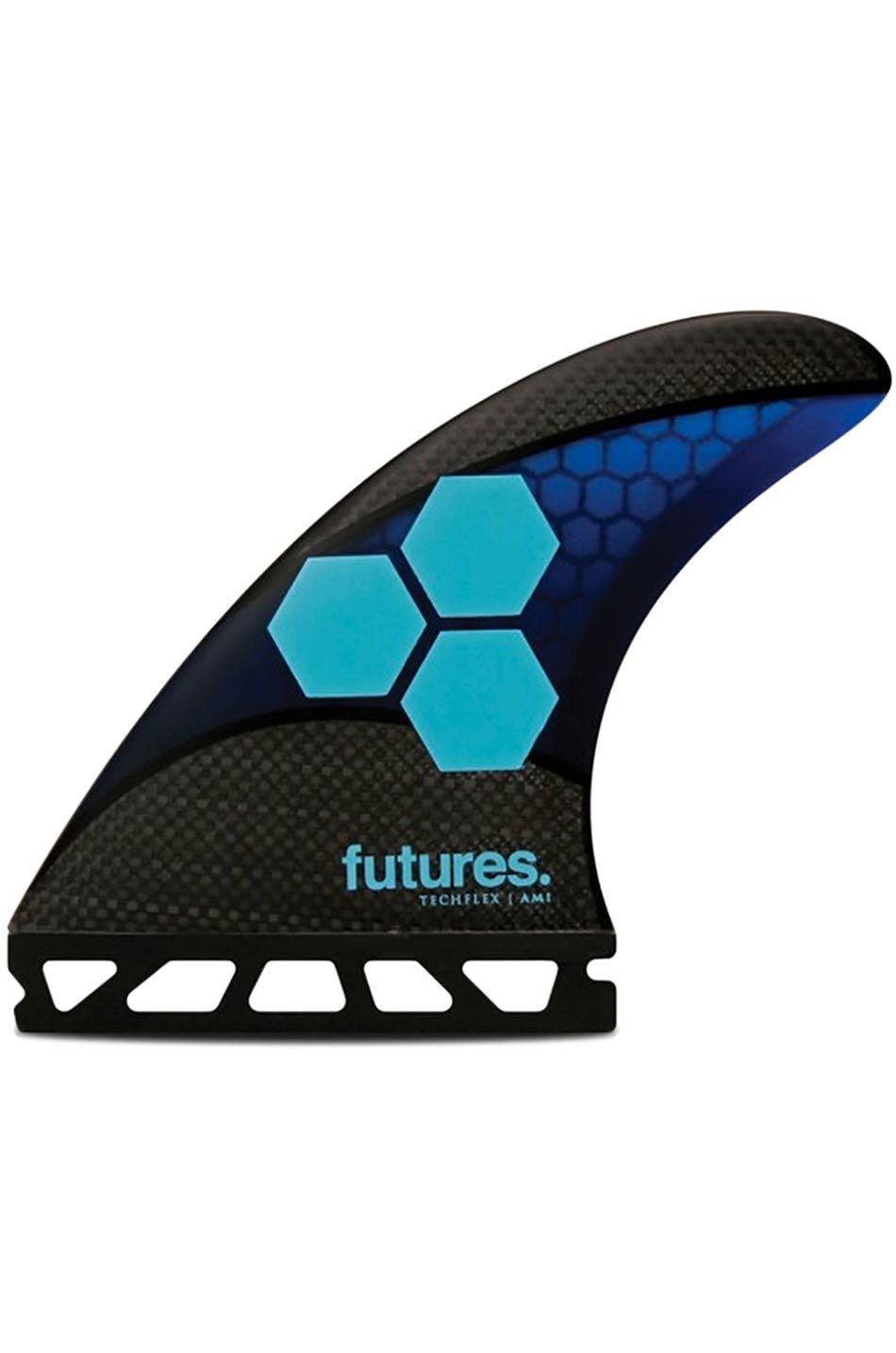 Quilha Future Fins AM1 BLUE/CYAN Tri