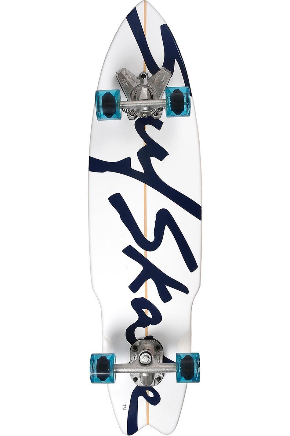 Skate SurfSkate PREMIERE NAVY 40in White/Navy