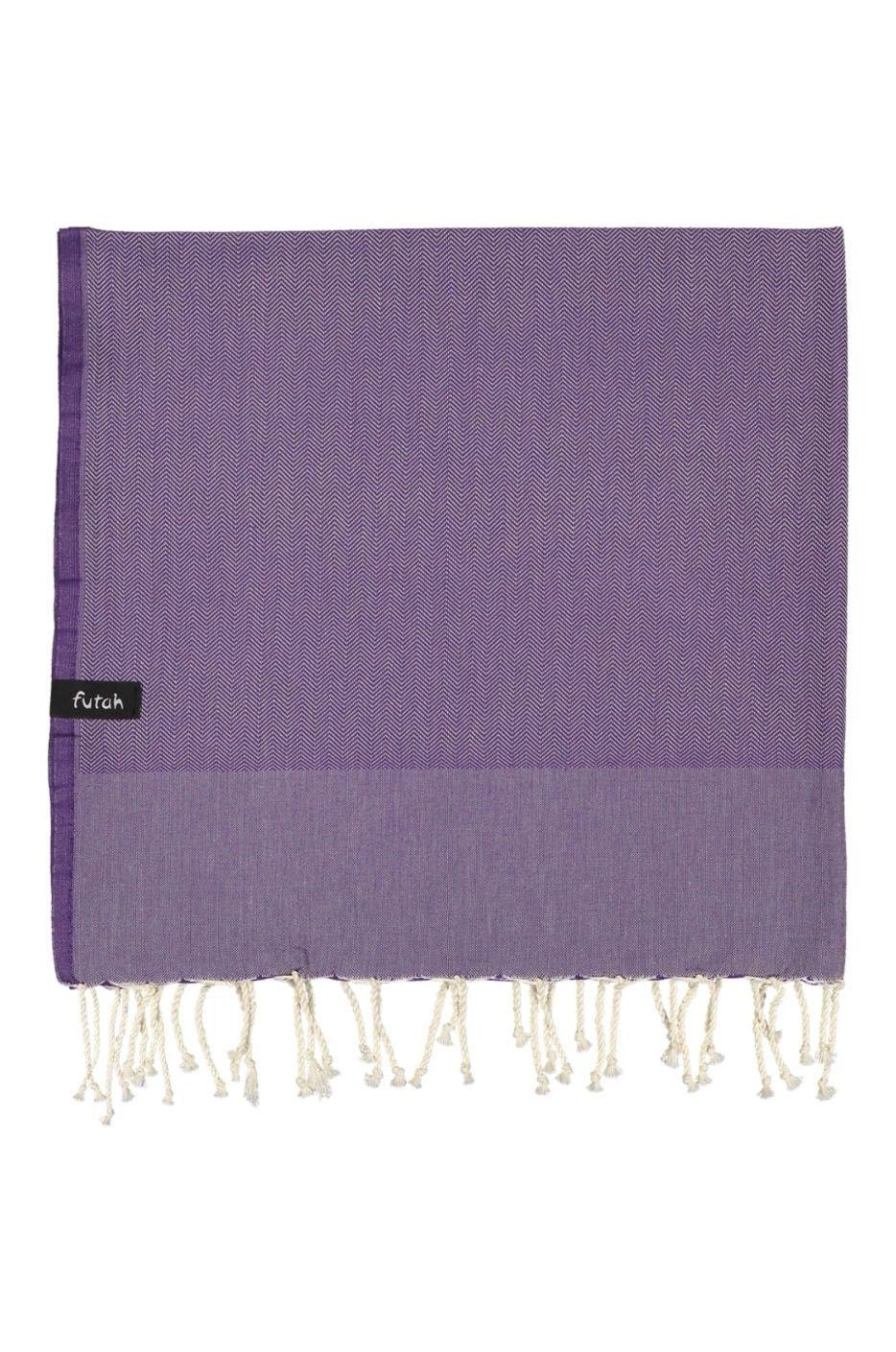 Toalha Futah ERICEIRA Purple