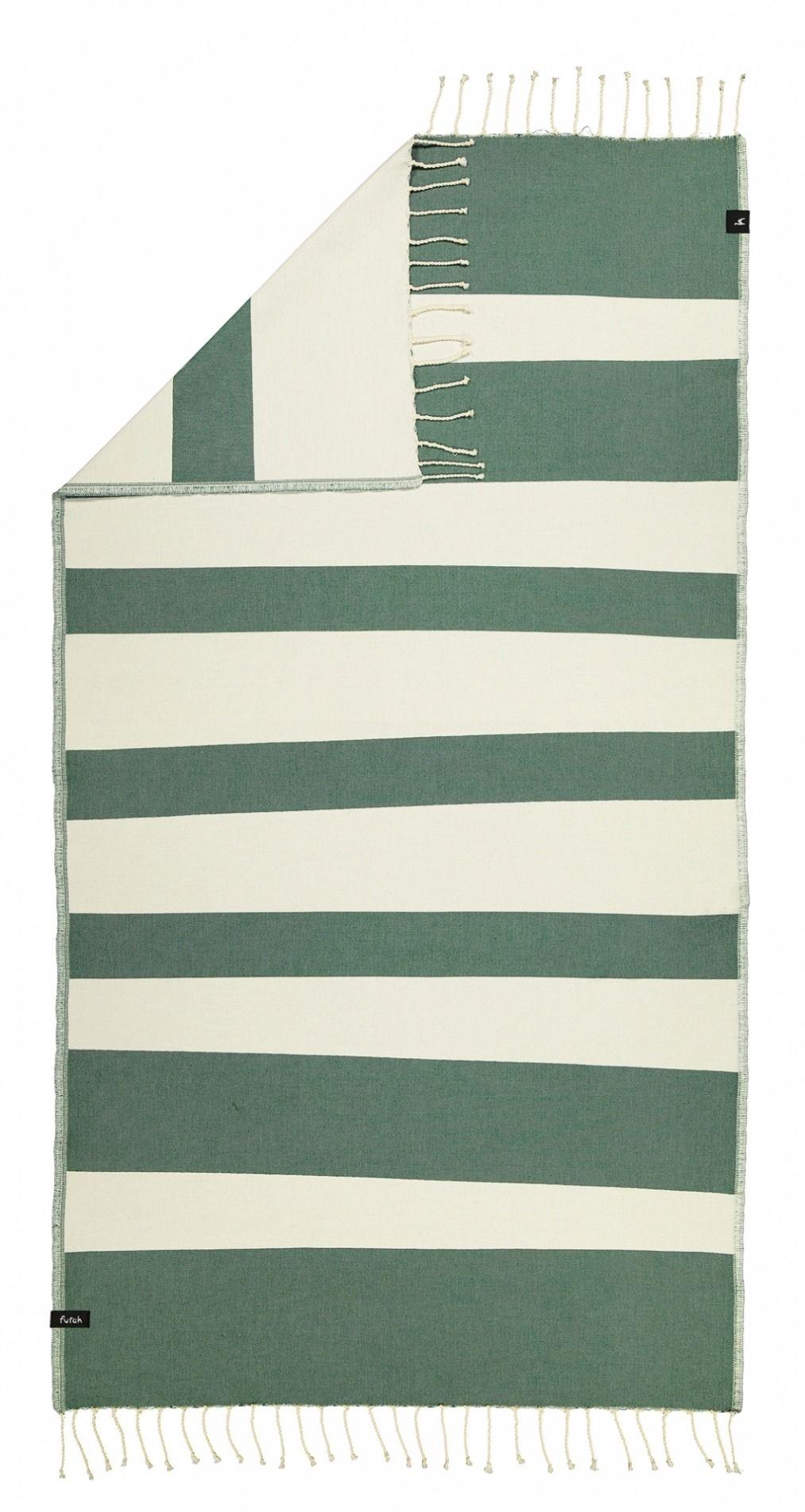 Futah Beach Towel ZAVIAL Green