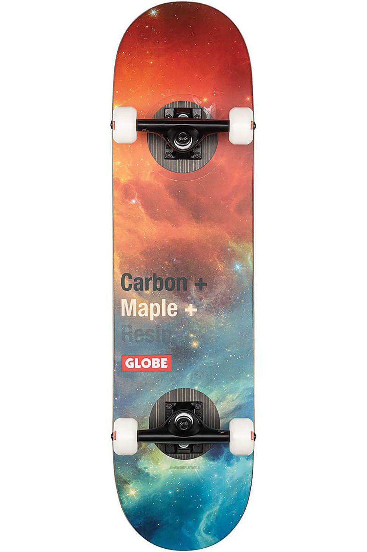 """Globe Skate 8.125"""" G3 BAR Impact/Nebula"""