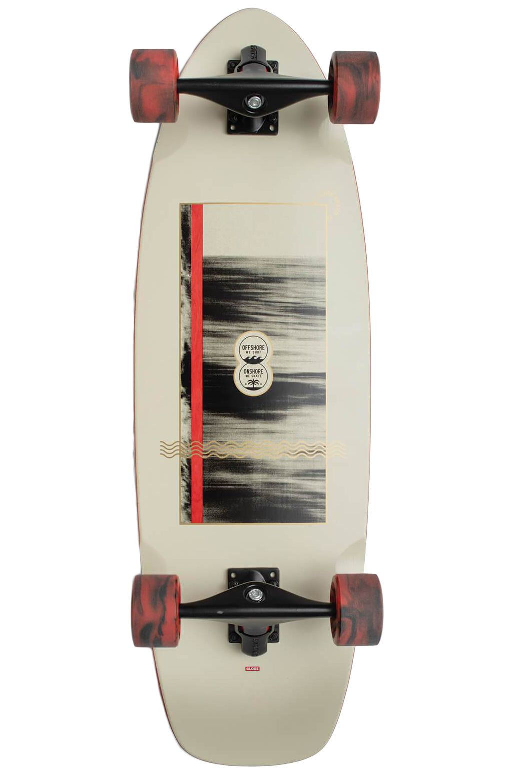 "Surf Skate Globe 31"" ZUMA Onshore/Flat"