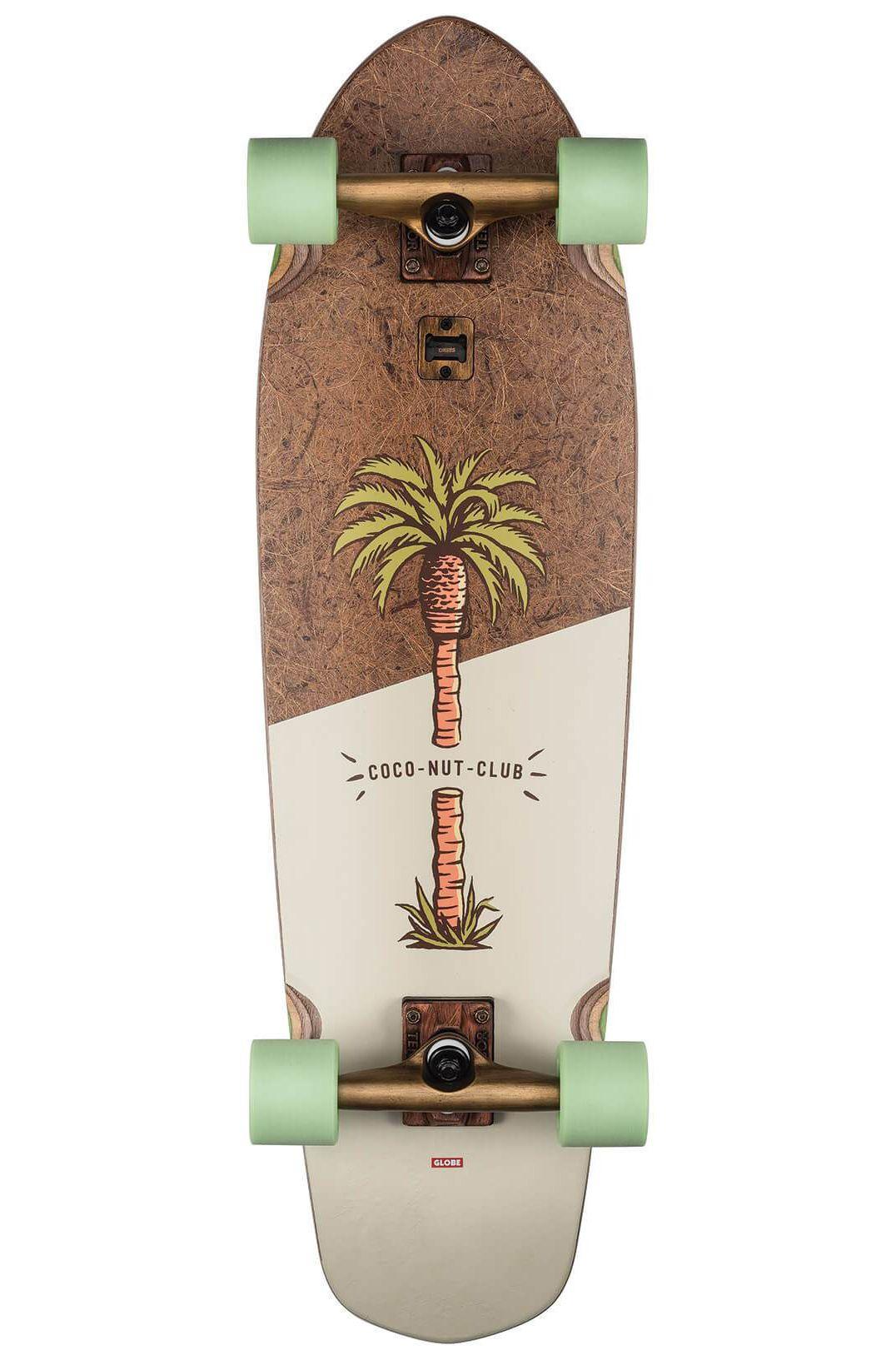 "Globe Cruiser Skate 32"" BIG BLAZER Coconut Palm"
