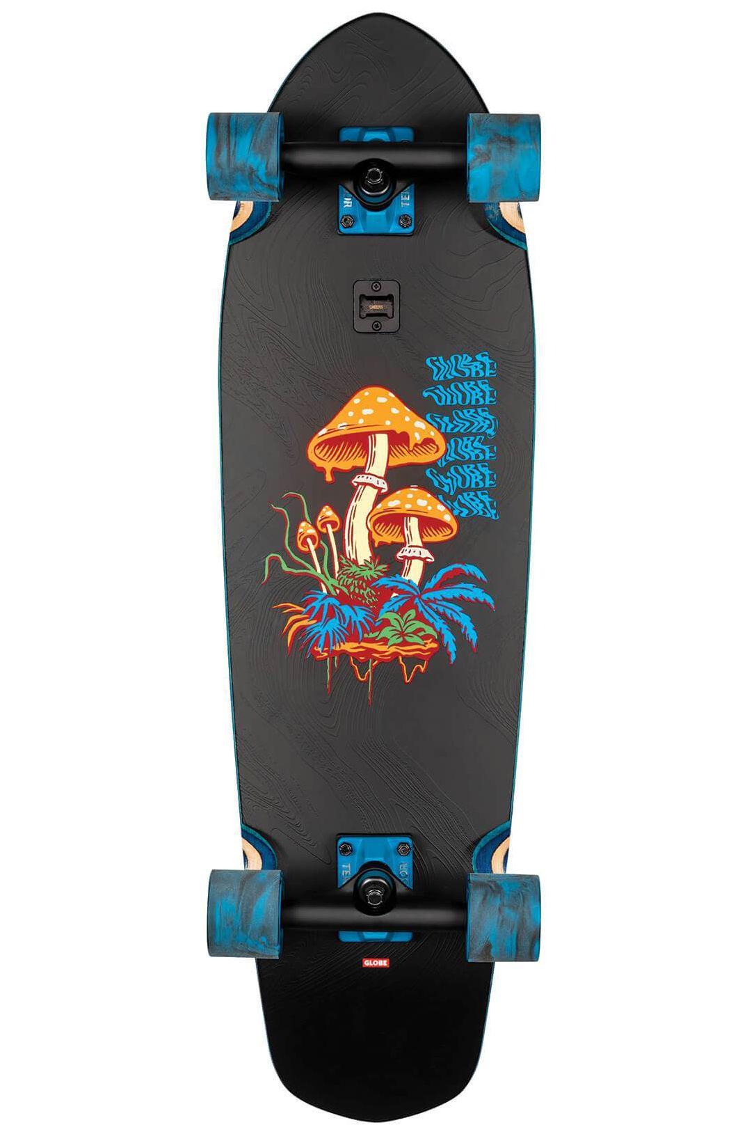 "Globe Cruiser Skate 32"" BIG BLAZER Nature Walk/Blue"