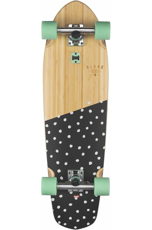 "Globe Cruiser Skate 32"" BIG BLAZER Bamboo/Dotted"