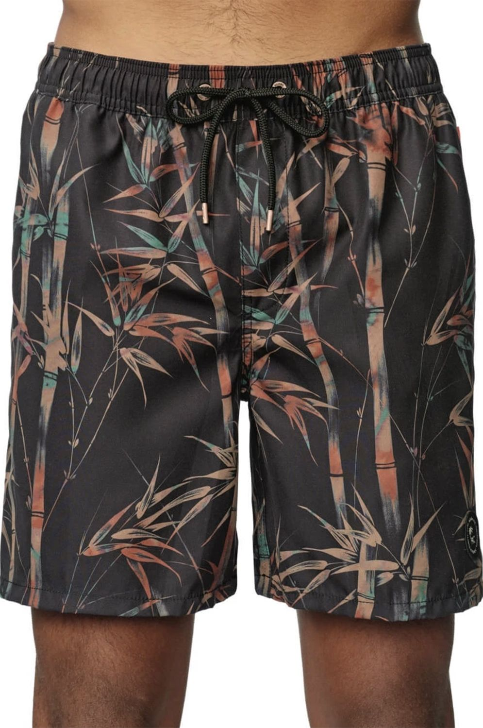 Boardshorts Globe TIED AND DIED Black