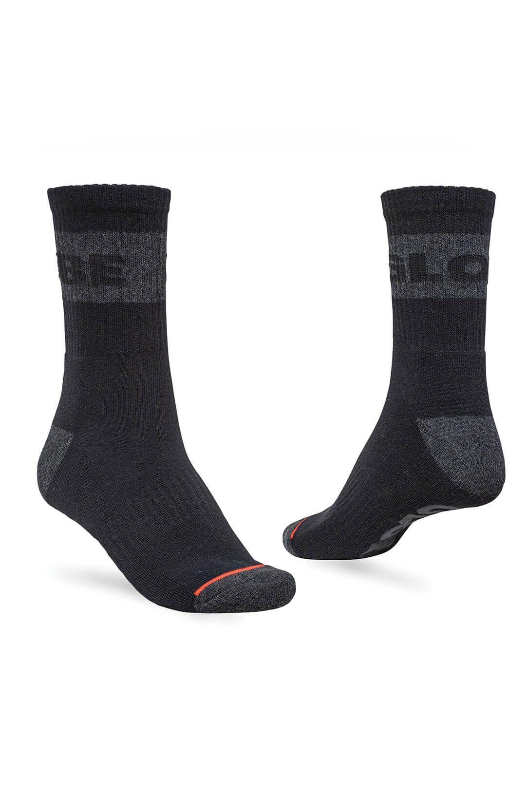 Globe Socks HORIZONS CREW SOCK 5 PACK Dark Assorted