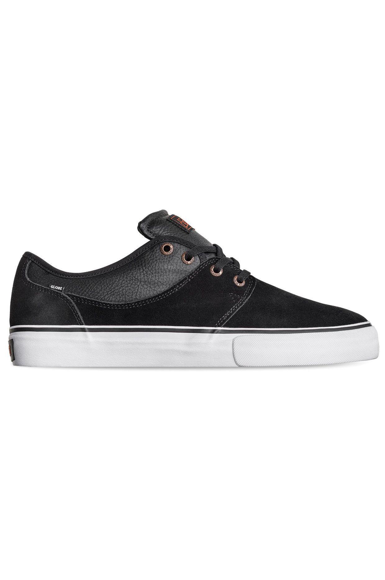 Globe Shoes MAHALO Black/White/Copper