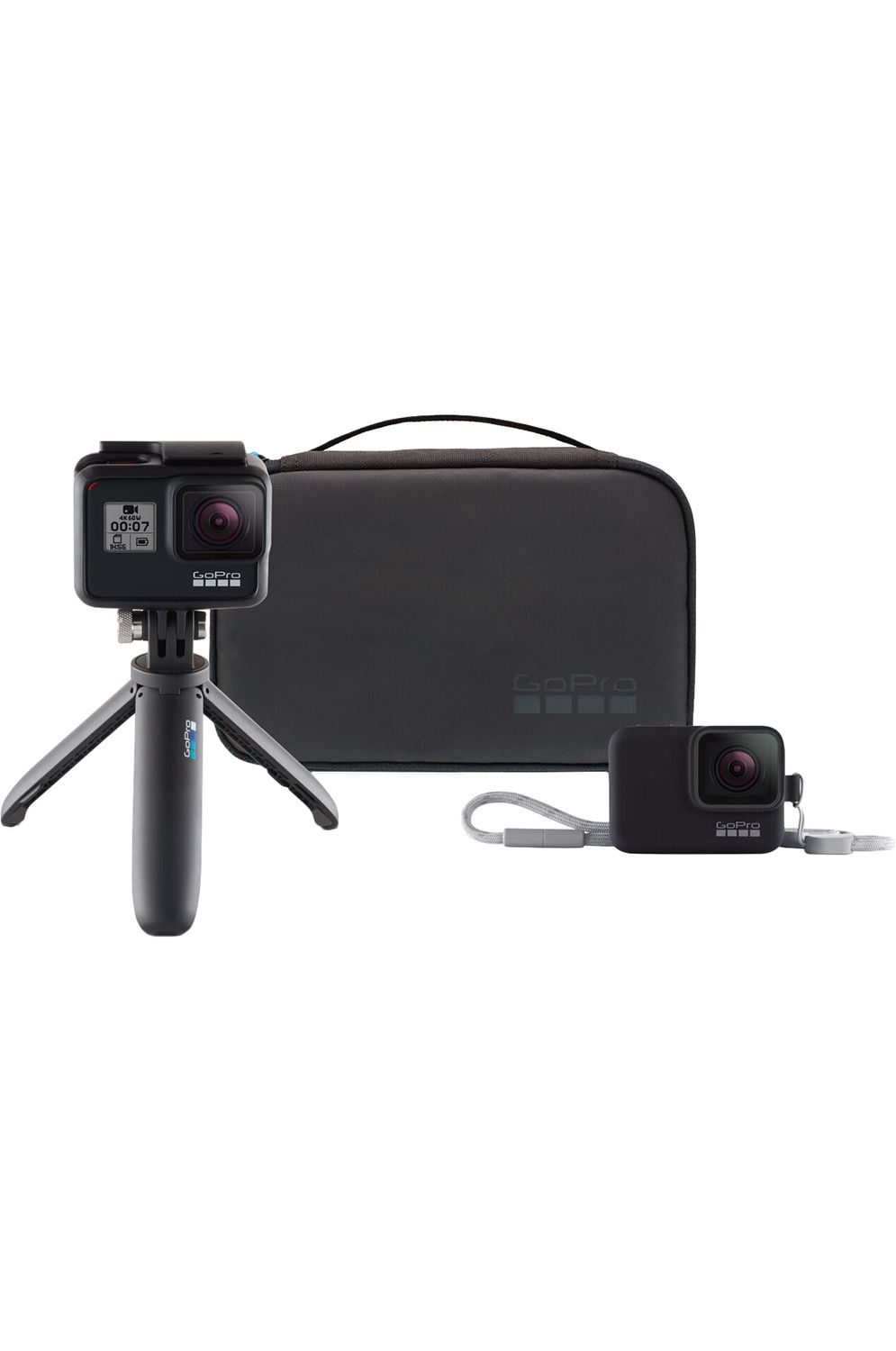 Combo GoPro TRAVEL KIT Assorted