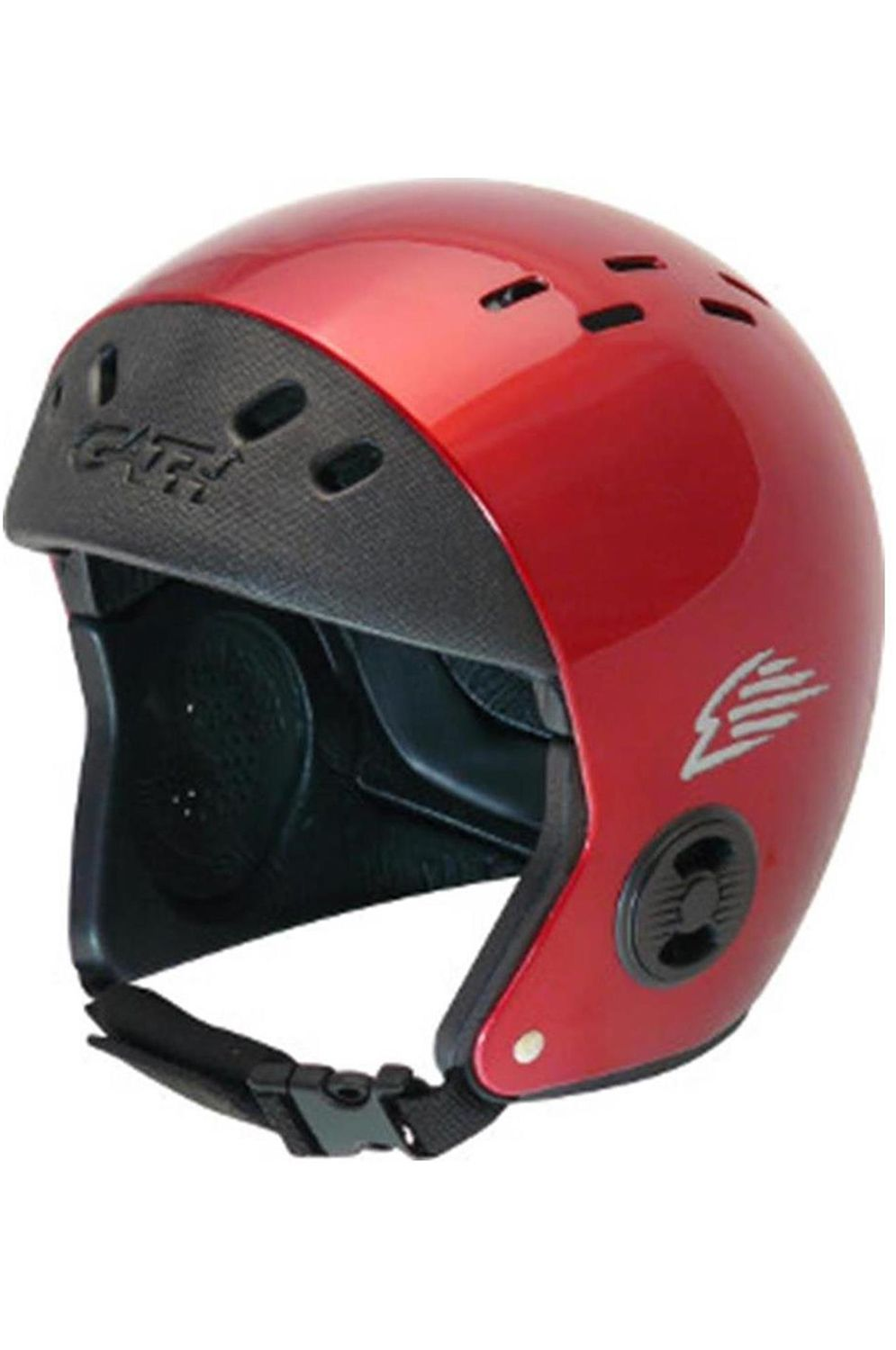 Capacete Gath STANDARD HATS Safety Red Gloss