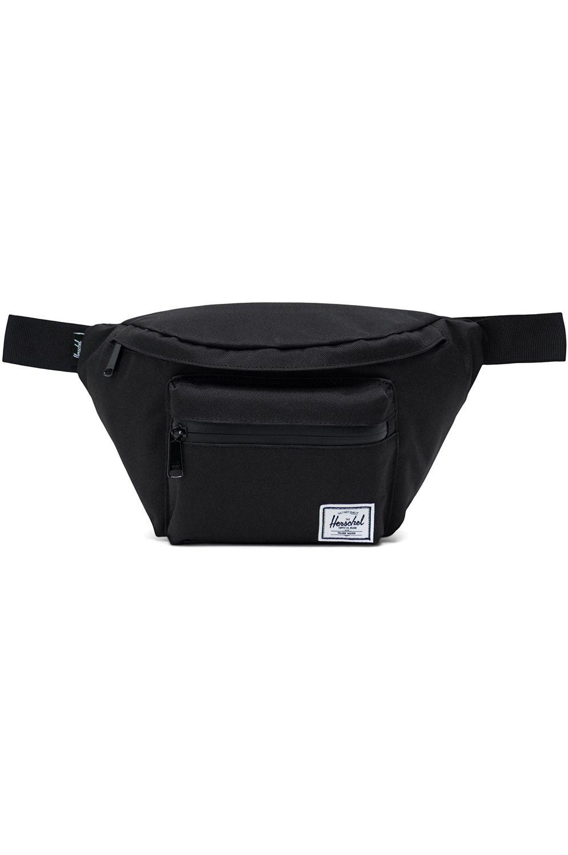 Bolsa Cintura Herschel SEVENTEEN Black/Black