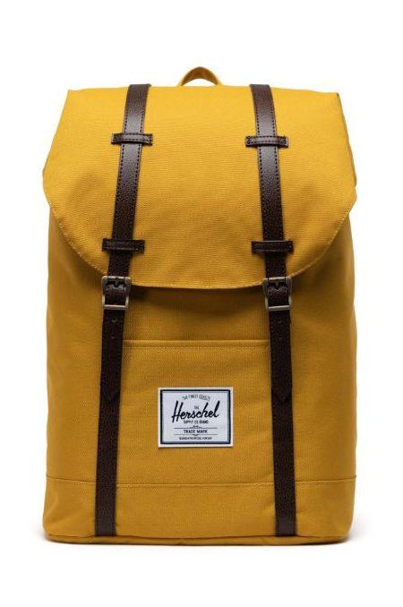Herschel Backpack RETREAT Arrowwood/Chicory Coffee