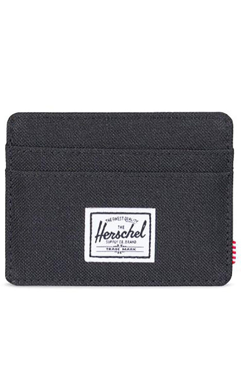 Carteira Herschel CHARLIE RFID Black