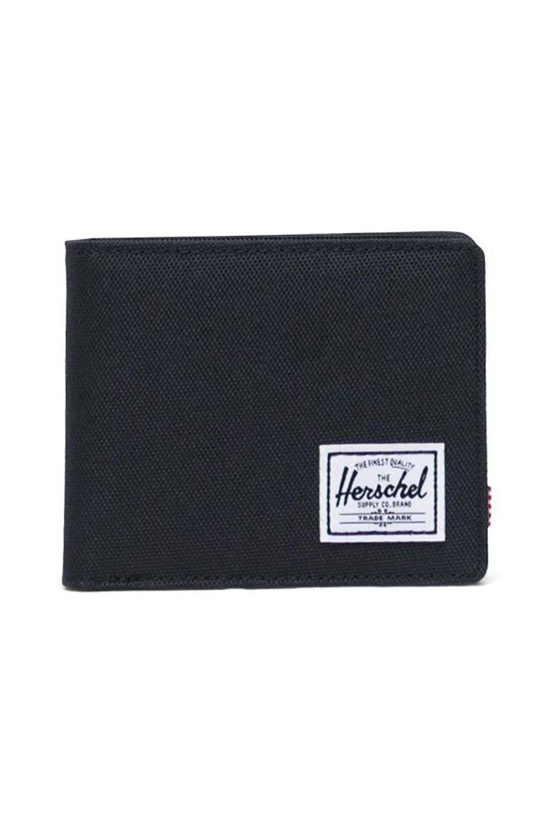 Carteira Herschel ROY COIN RFID Black