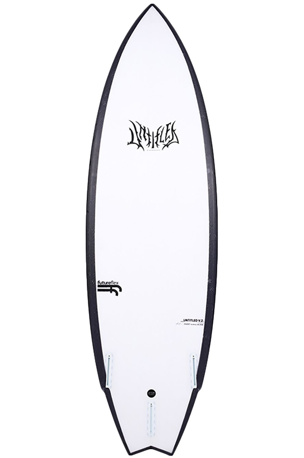 Prancha Surf Hayden Shapes UNTITLED 5'11 Swallow Tail - White Futures 5ft11