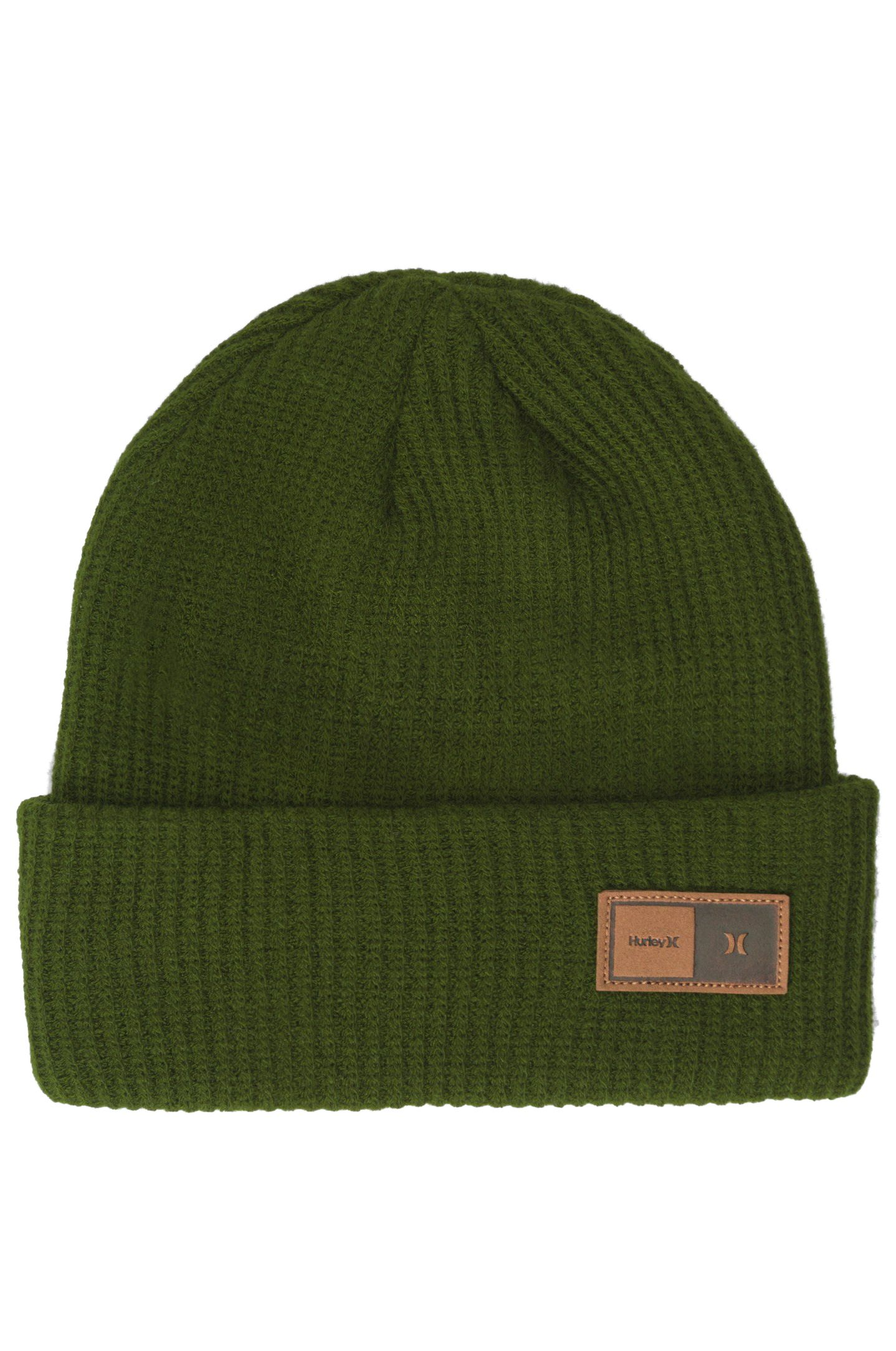 Gorro Hurley M NORTHRIDGE BEANIE Vintage Green