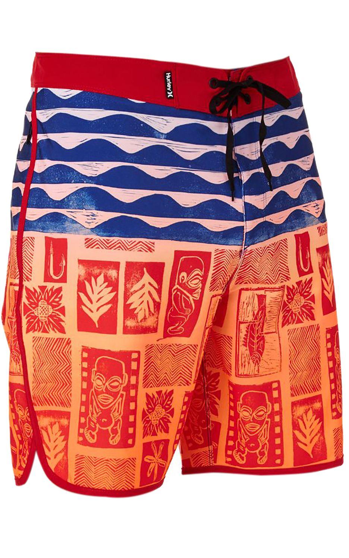 Boardshorts Hurley PHTM MOTION TAHITI 18' Multi