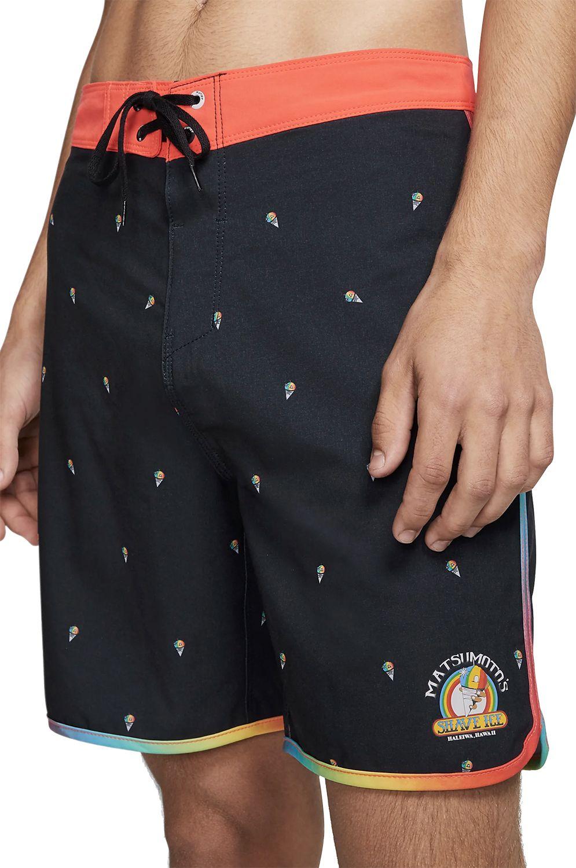 Boardshorts Hurley PHTM MATSUMOTOS BOWLS 18' Black
