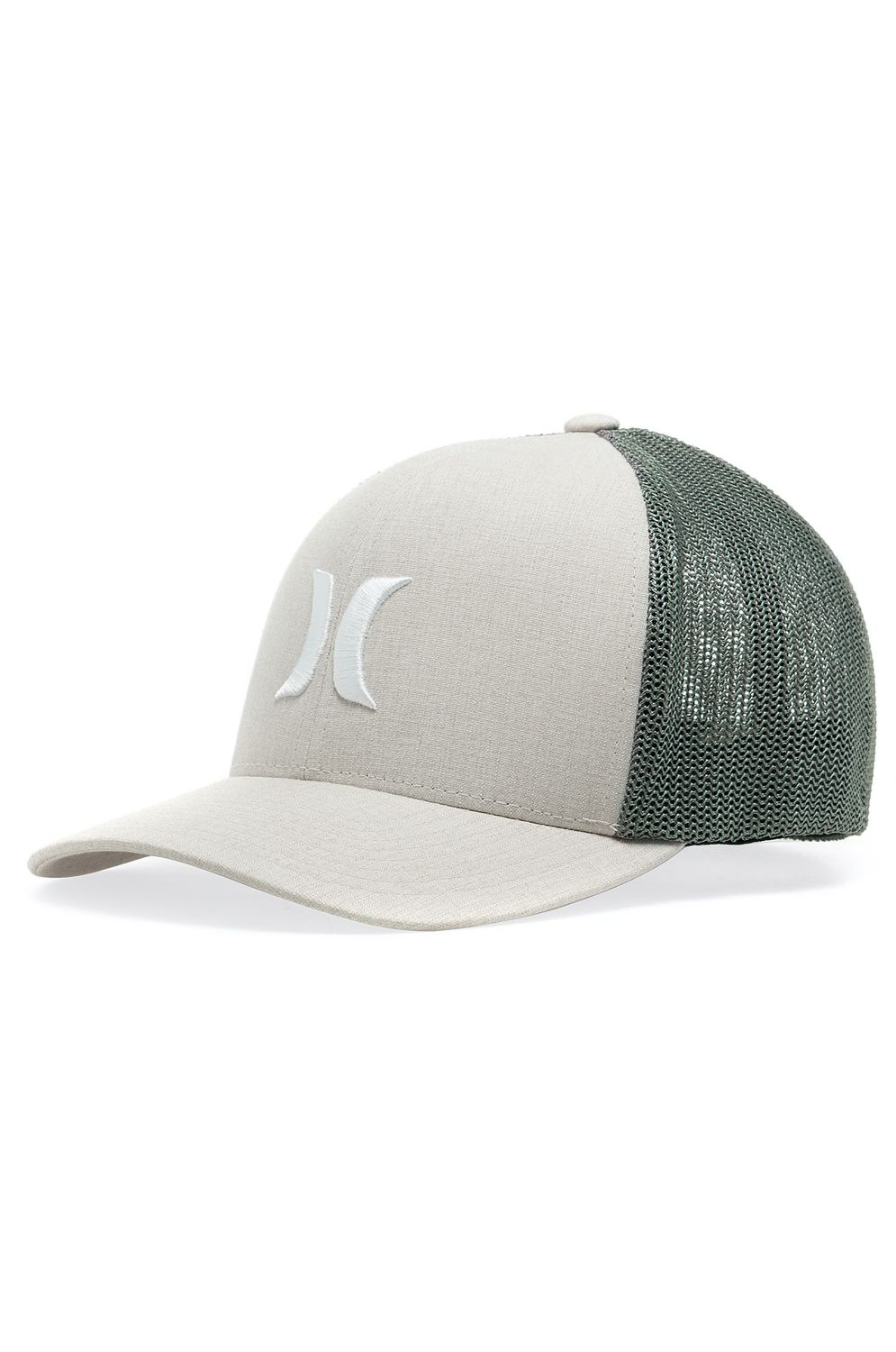 Bone Hurley M ICON TEXTURES HAT Light Bone