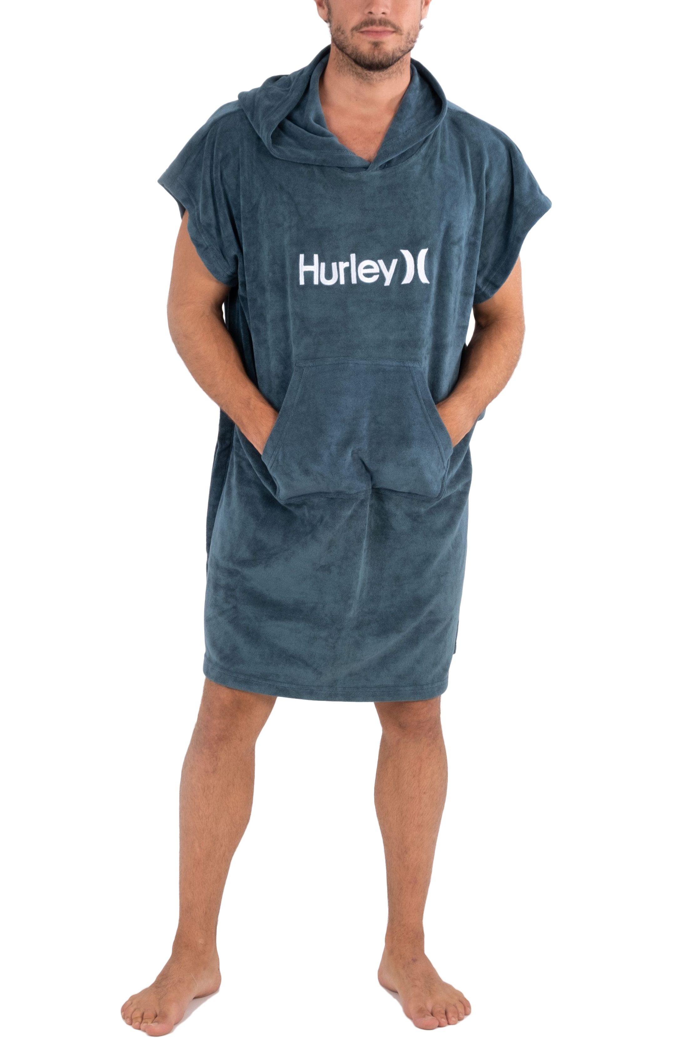 Hurley Poncho OAO HOODED TOWEL Hasta