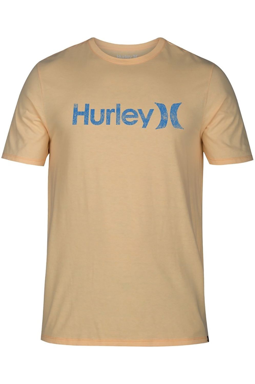 T-Shirt Hurley ONE&ONLY PUSH-THROUGH Melon Tint Htr