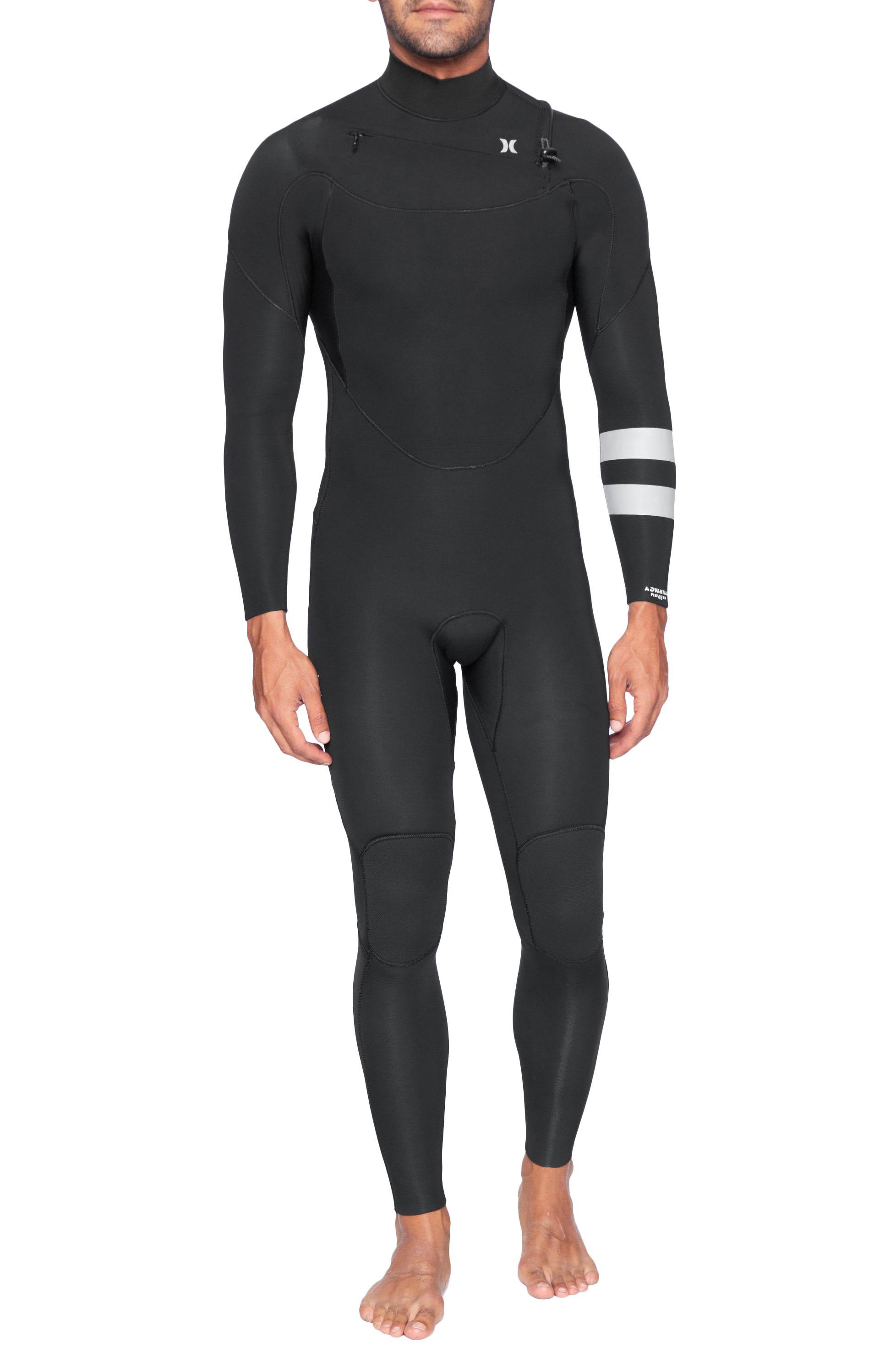 Hurley Wetsuit M ADVANTAGE PLUS 5/3MM FS Black 5x3mm