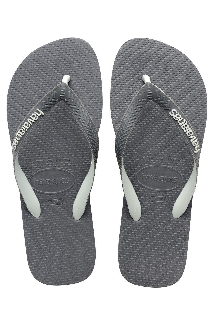 Chinelos Havaianas TOP MIX Steel Grey/Steel Grey