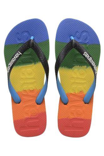 Havaianas Sandals TOP LOGOMANIA MULTICOLOR GRADIENT Gradient Rainbow