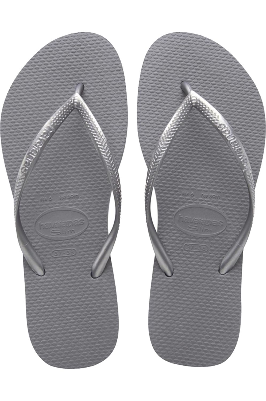 Chinelos Havaianas SLIM Steel Grey