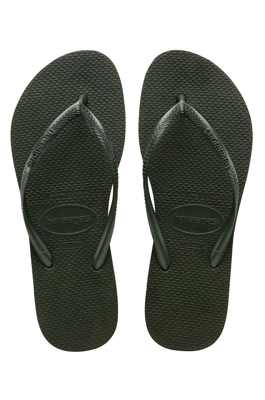 Havaianas Sandals SLIM Green Olive