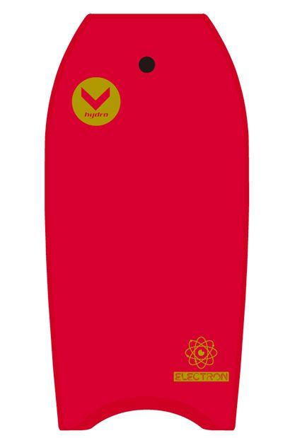 "Prancha Bodyboard Hydro 38"" HYDRO ELECTRON Red"