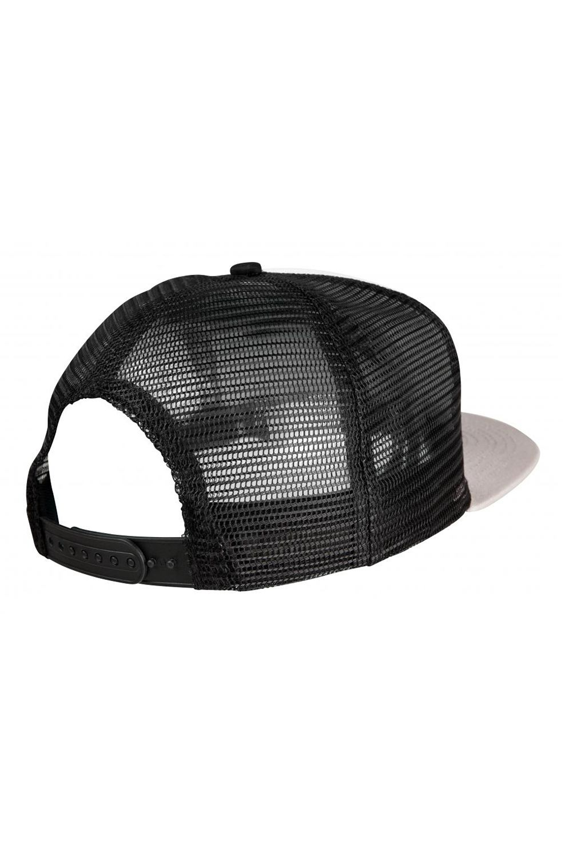 Bone Independent CONVERGE MESHBACK CAP Black/White