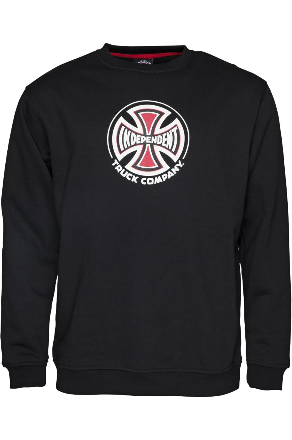 Sweat Basica Independent TRUCK CO BLACK