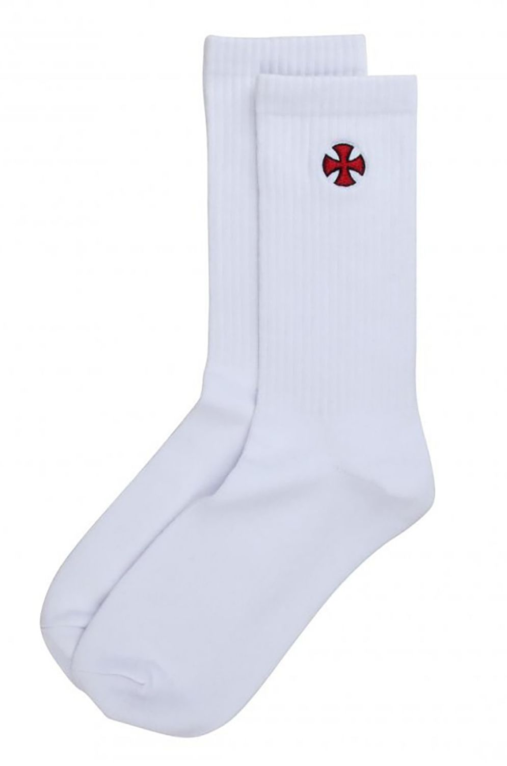 Meias Independent CROSS White
