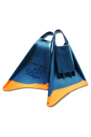 Pés-de-Pato JG Boards JG Blue/Orange