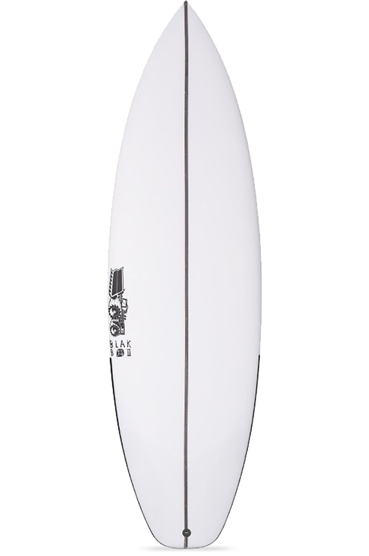 Prancha Surf JS BLAK BOX 2 5'6 Squash Tail - White FCS II Multisystem 5ft6