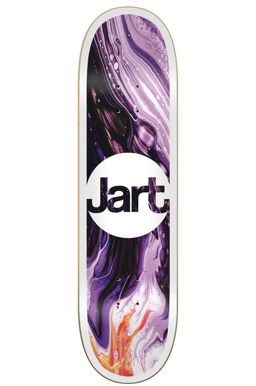 """Jart Skate Board 8.25"""" X 31.7"""" TIE DYE HC Assorted"""