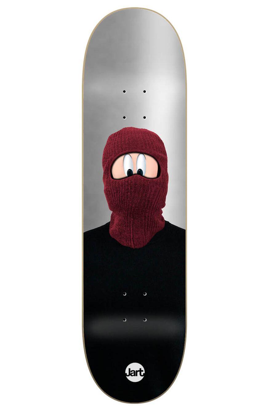 "Jart Skate Board 8.25"" X 31.85"" TOON MASK LC Assorted"