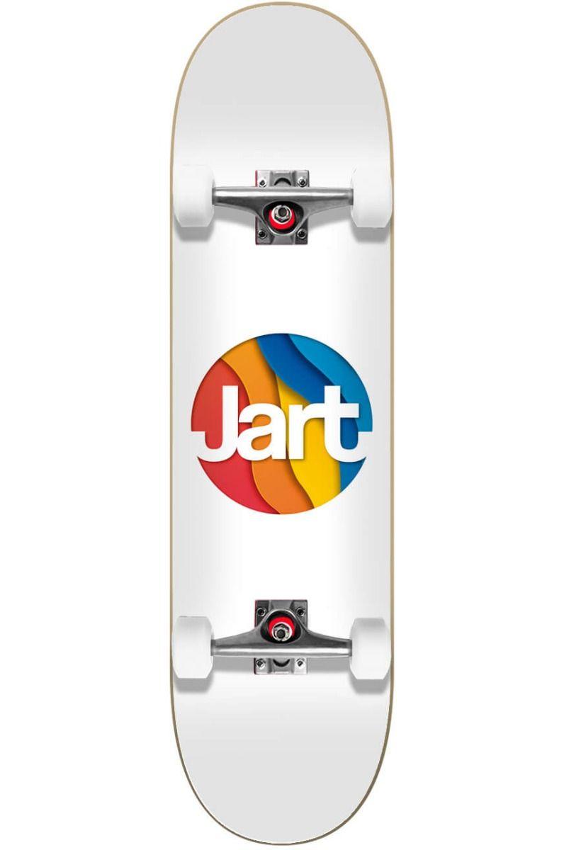 "Jart Skate 7.87"" X 31.6"" CURLY Assorted"