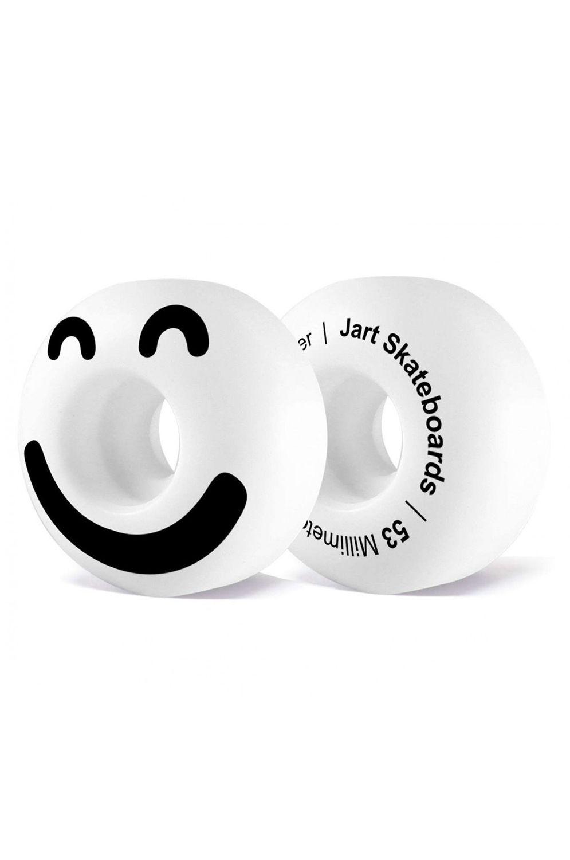 Jart Skate Wheels 53MM BE HAPPY 102A Assorted