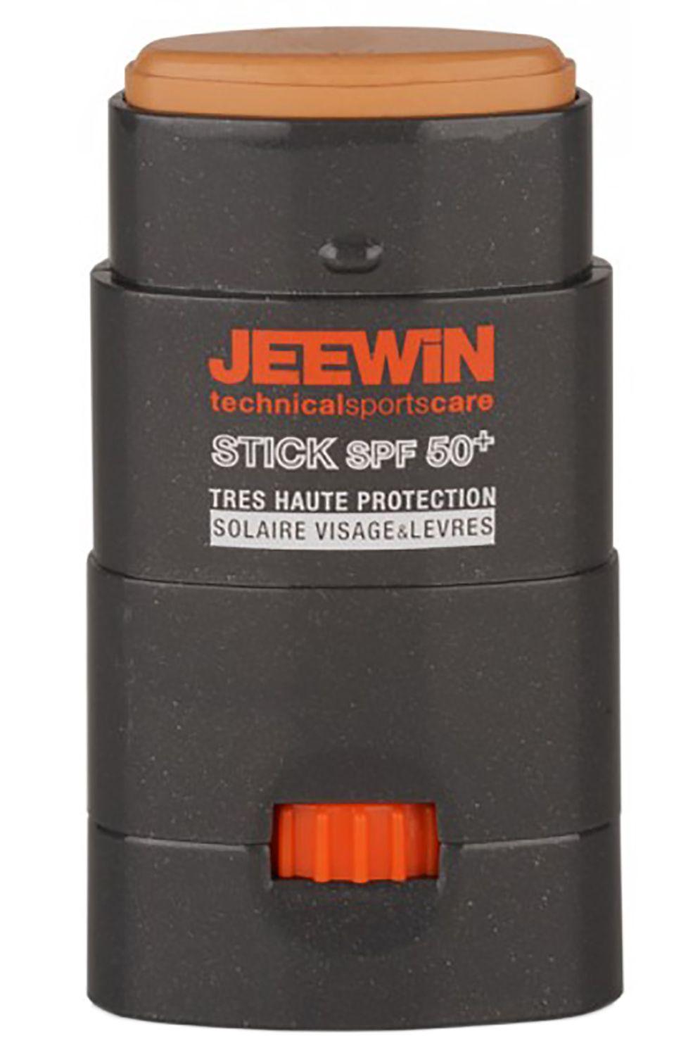 Jeewin Sunscreen FACE & LIPS SUN PROTECTING STICK SPF50+-12G Sand