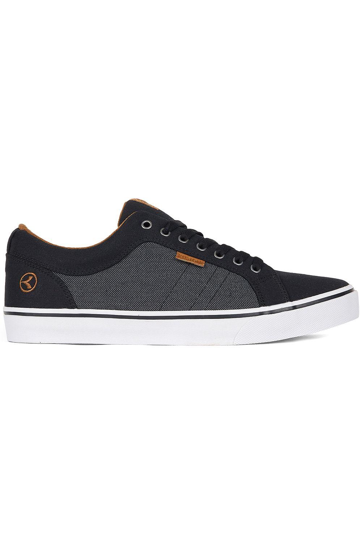 Kustom Shoes FINETIME CLASSIC Black Granite