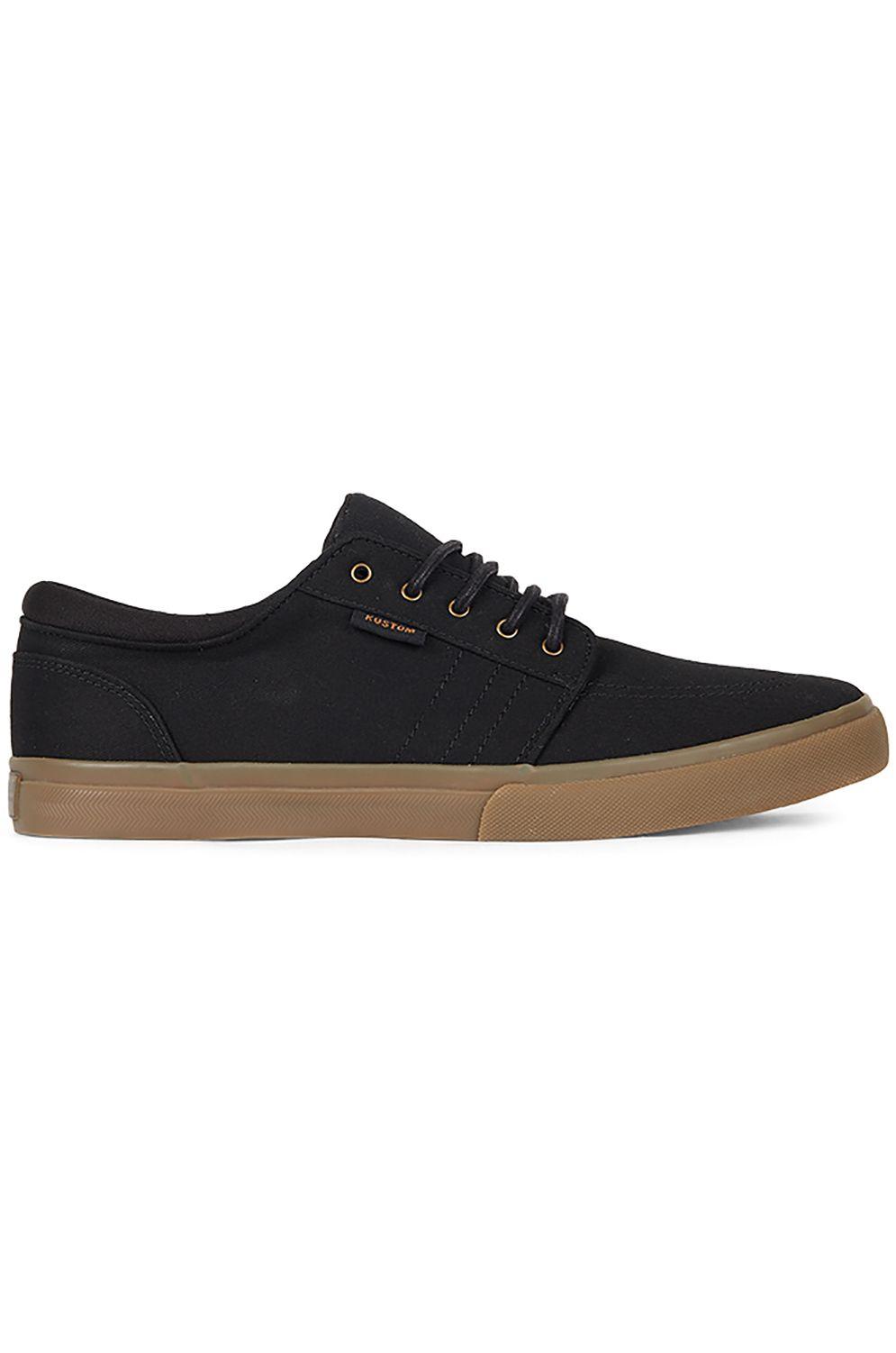 Kustom Shoes REMARK 2 Black Gum