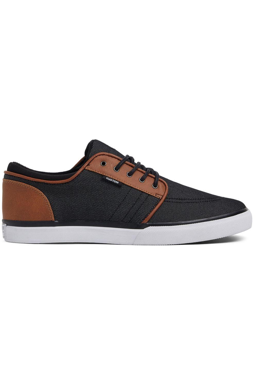 Kustom Shoes REMARK 2 Slate/Tan